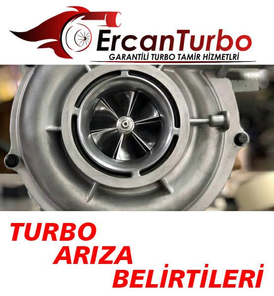 Turbo Arıza Belirtileri